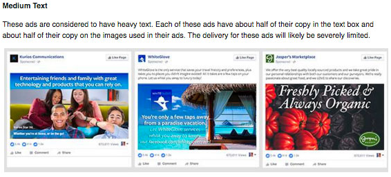 teks,gambar,facebook,facebook ads,medium