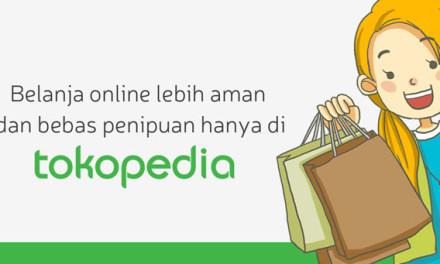 Cara Mendaftar di Tokopedia sebagai Pembeli dan Penjual