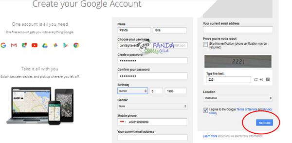gmail,google mail, membuat email, email gratis