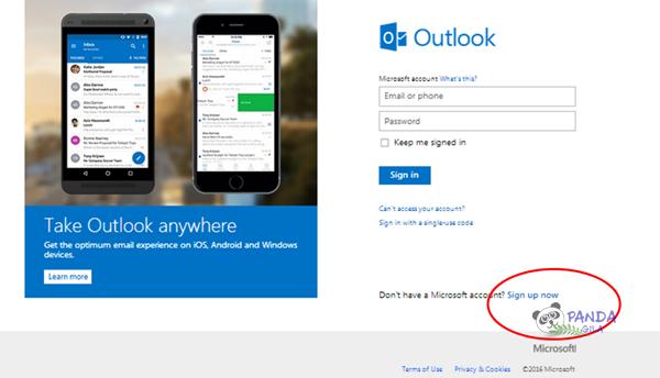 hotmail, email microsoft, membuat email, email gratis