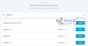 wordPress, membuat blog, cara membuat website, website gratis, blog