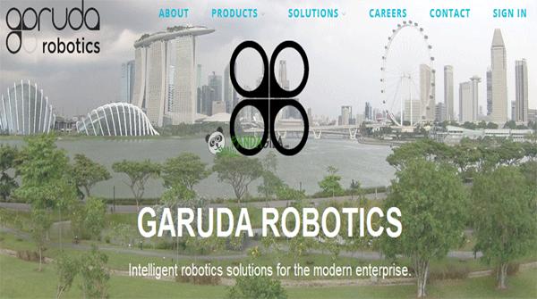 garuda robotics, robot, startup