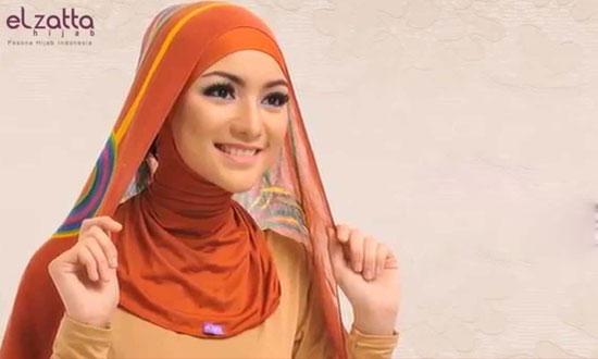brand hijab,bisnis,jilbab,elzatta