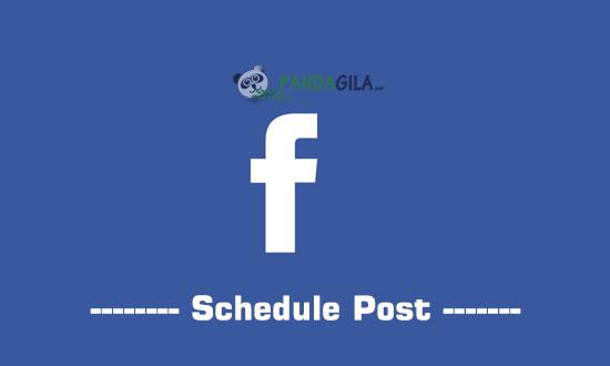 Cara Membuat Status Terjadwal di Facebook Fans Page
