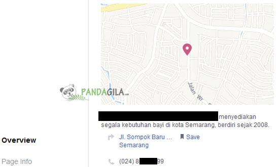 local listing,facebook,map