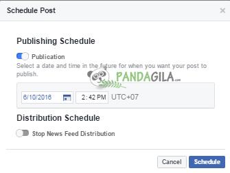 status,postingan,facebook,jadwal