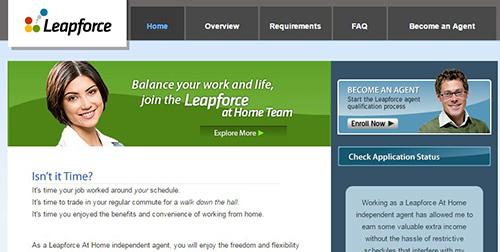 Leapforce,kerja online,kerja dari rumah