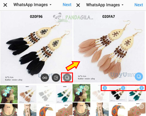 instagram,upload,multiple photos