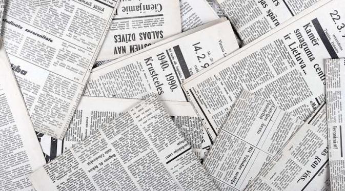 Media cetak mulai berguguran dan tutup