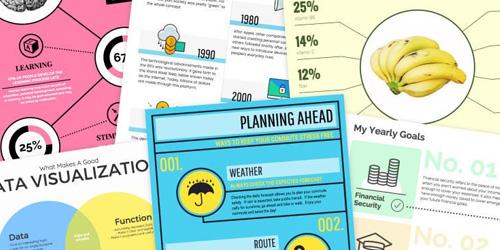 7 Tool untuk Membuat Gambar Infografis Tanpa Skill Desain