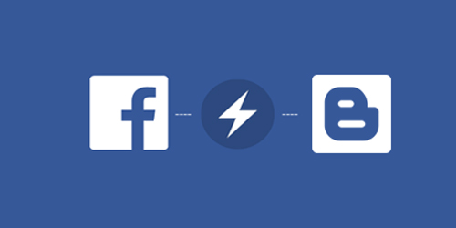 Cara Membuat Instant Articles Facebook dengan Blogger/ Blogspot