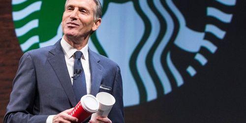 Howard Schultz, Kisah Seorang Loper Koran yang Sukses Membesarkan Starbucks