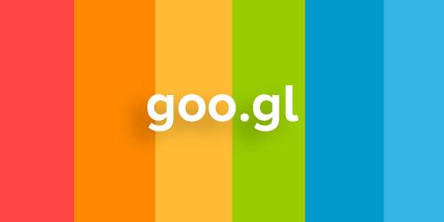 Layanan goo.gl url shortnere dari Google