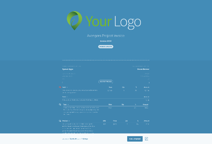 Sprout Invoice - Plugin Invoice WordPress
