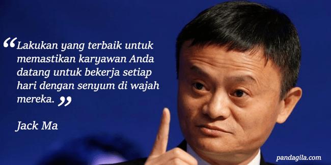 Nasehat Bijak Jack Ma