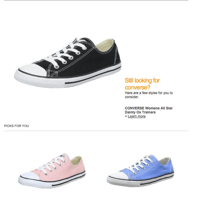 Email Marketing Amazon.com