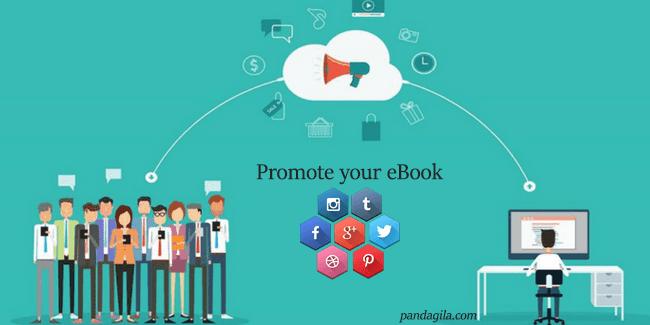 Mempromosikan eBook di Media Sosial
