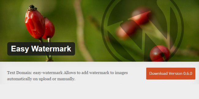 Cara Membuat Watermark Foto/ Gambar Otomatis di WordPress
