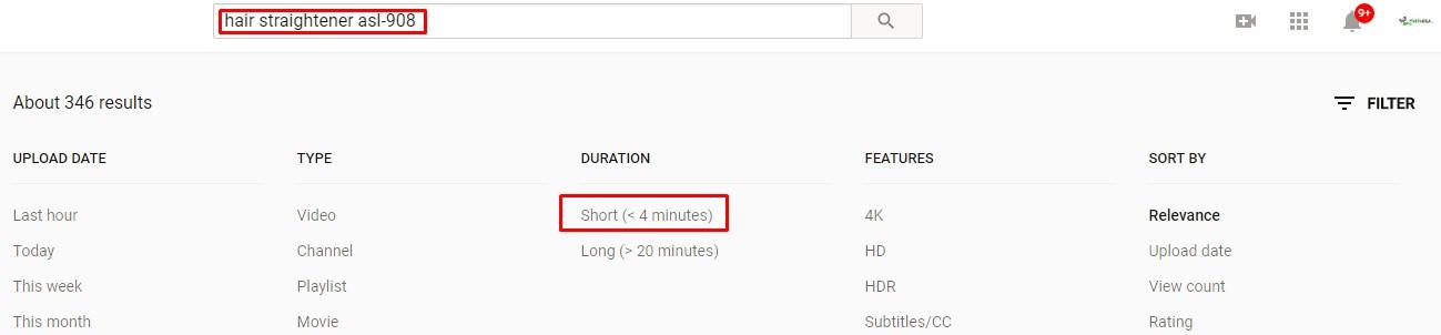 6. Manfaatkan YouTube untuk mendapatkan materi iklan Video View