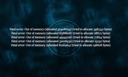 Cara Meningkatkan Memory Limit PHP di WordPress Anda