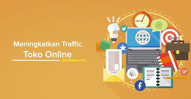 8 Tips Meningkatkan Trafik Toko Online Anda