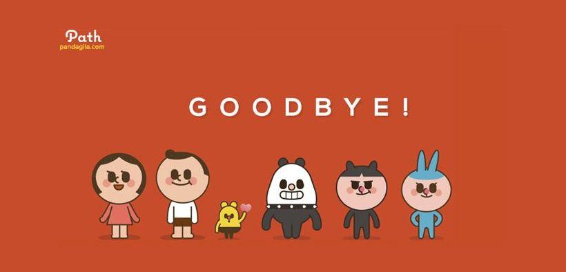 Path resmi ditutup, ucapkan selamat tinggal
