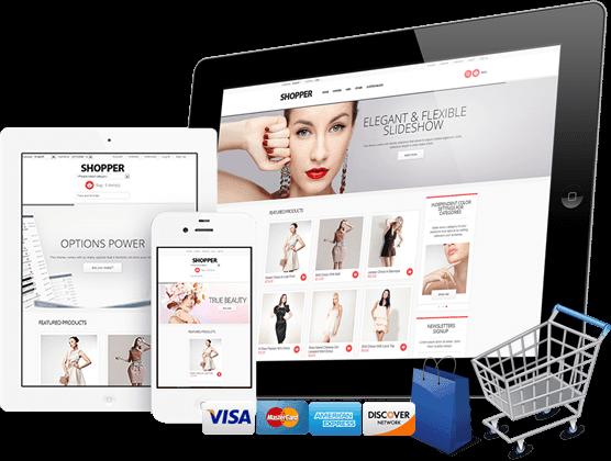 Website toko online yang user friendly akan membuat pelanggan betah dan kembali lagi