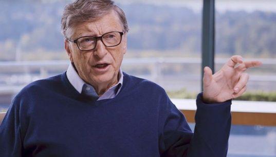 BIll Gates dan Kekayaannya