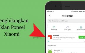 Cara menghilangkan iklan di ponsel Xiaomi