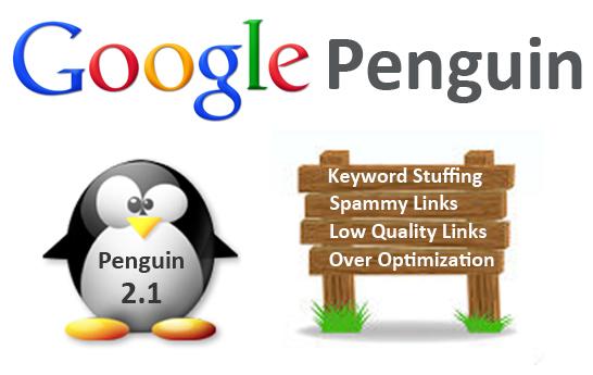 Pembaruan algoritma Google Penguin