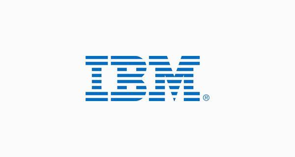 Font Logo IBM