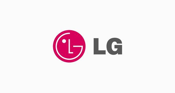 Font Logo LG
