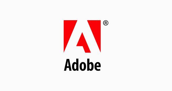Font Logo Adobe