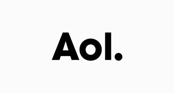 Font Logo aol