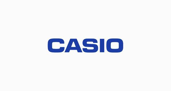 Font Logo Casio