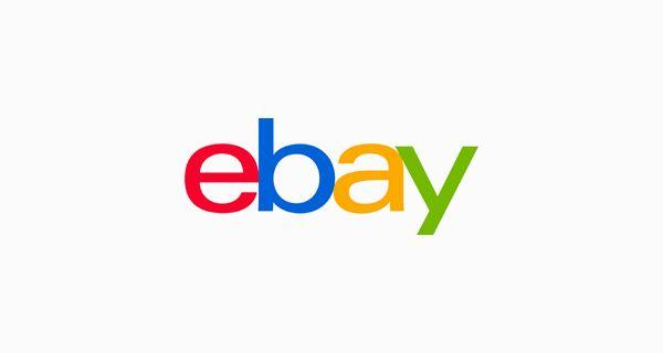 Font Logo Ebay