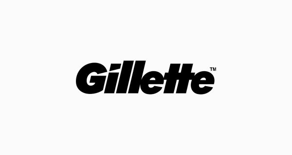 Font Logo Gilette