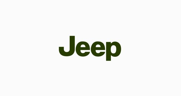 Font Logo Jeep