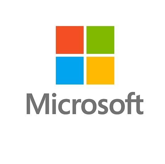 Font logo microsoft