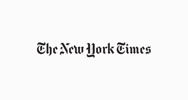 Font Logo The New York Times