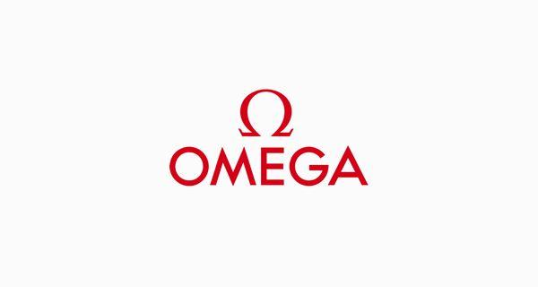 Font Logo Omega