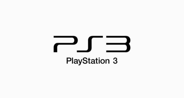 Font logo Playstation 3