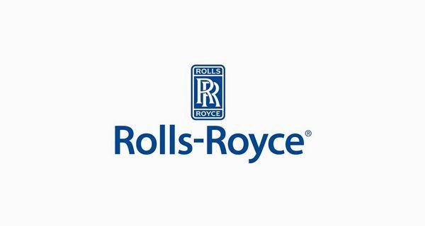 FOnt Logo Rolls Royce