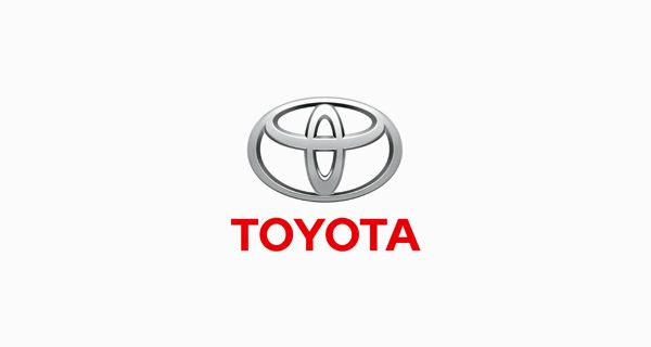 Font Logo Toyota