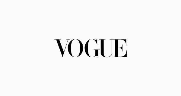 Font Logo Vogue